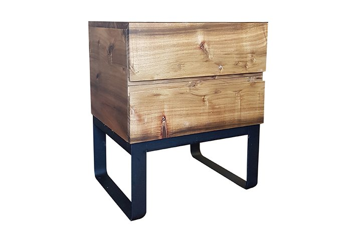 SAHARA BEDSIDE TABLE