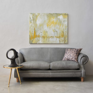 Visions of Home Large Canvas